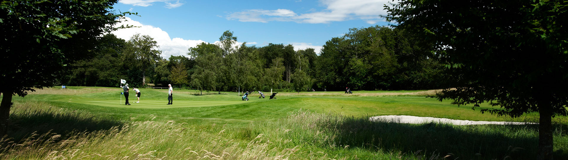 Mapledurham Golf Course