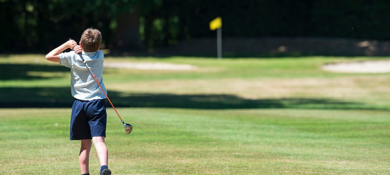 lambrook golf
